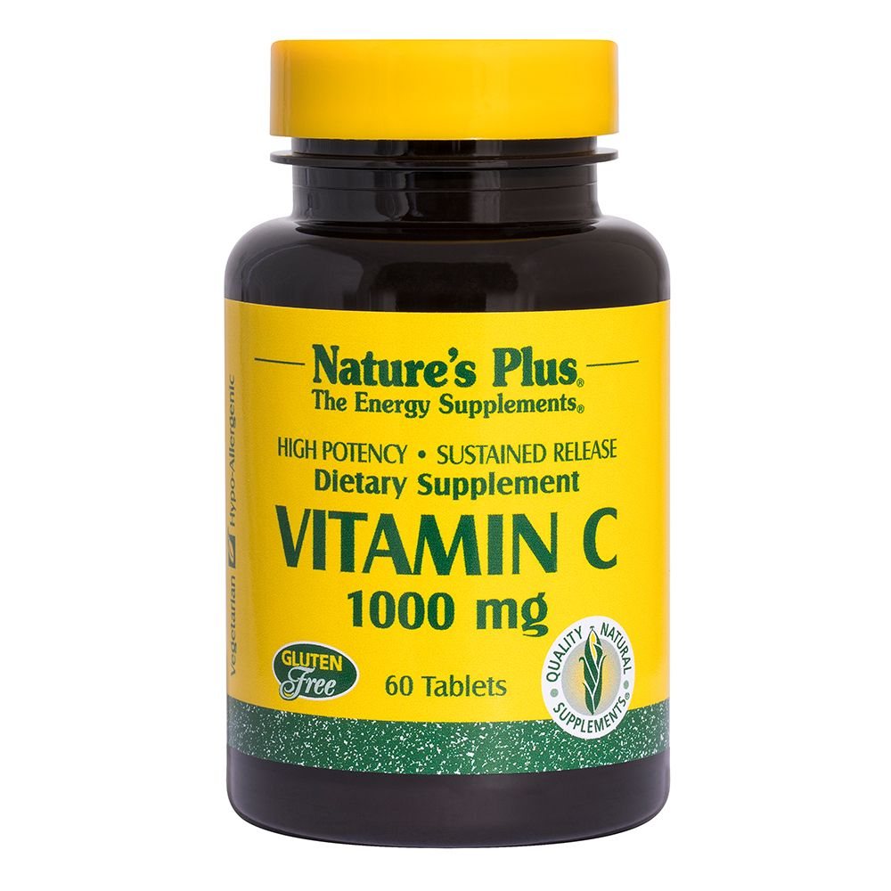 Vitamina C 1000 mg a lenta assimilazione