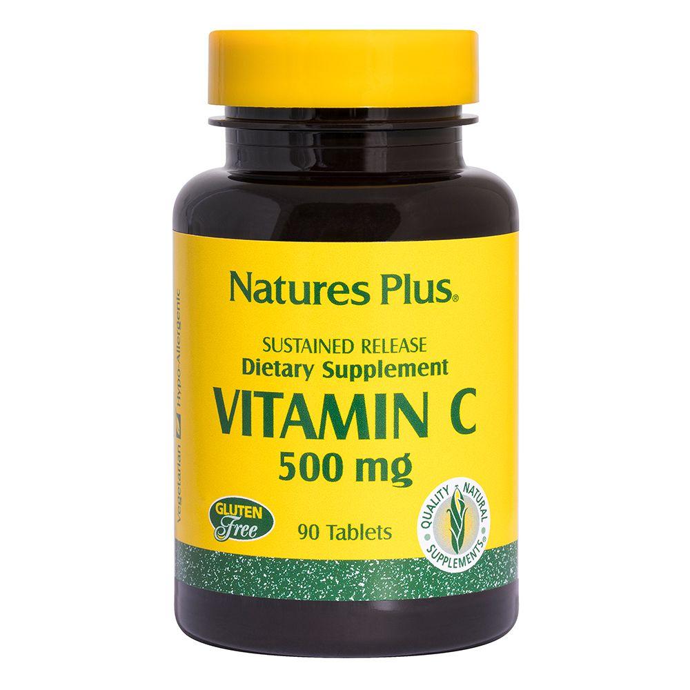 Vitamina C 500 mg S/R a lento rilascio