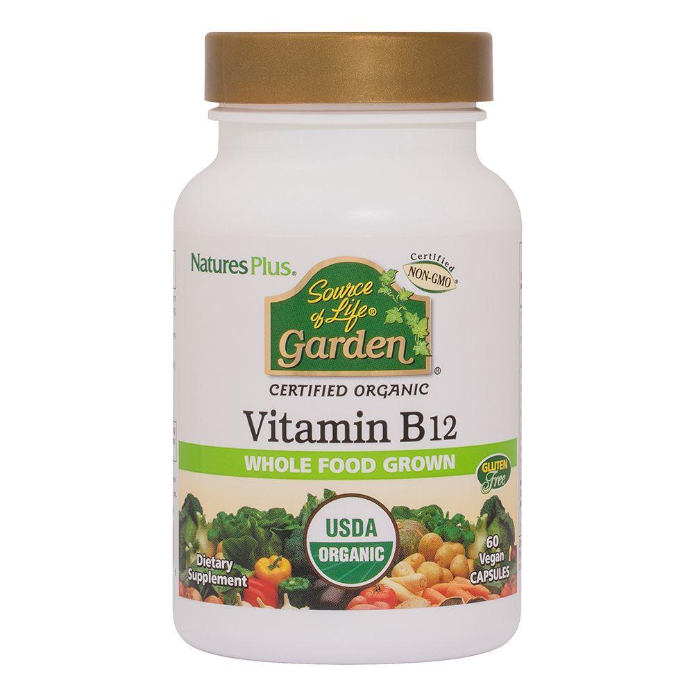 Vitamina B-12 SoL Garden