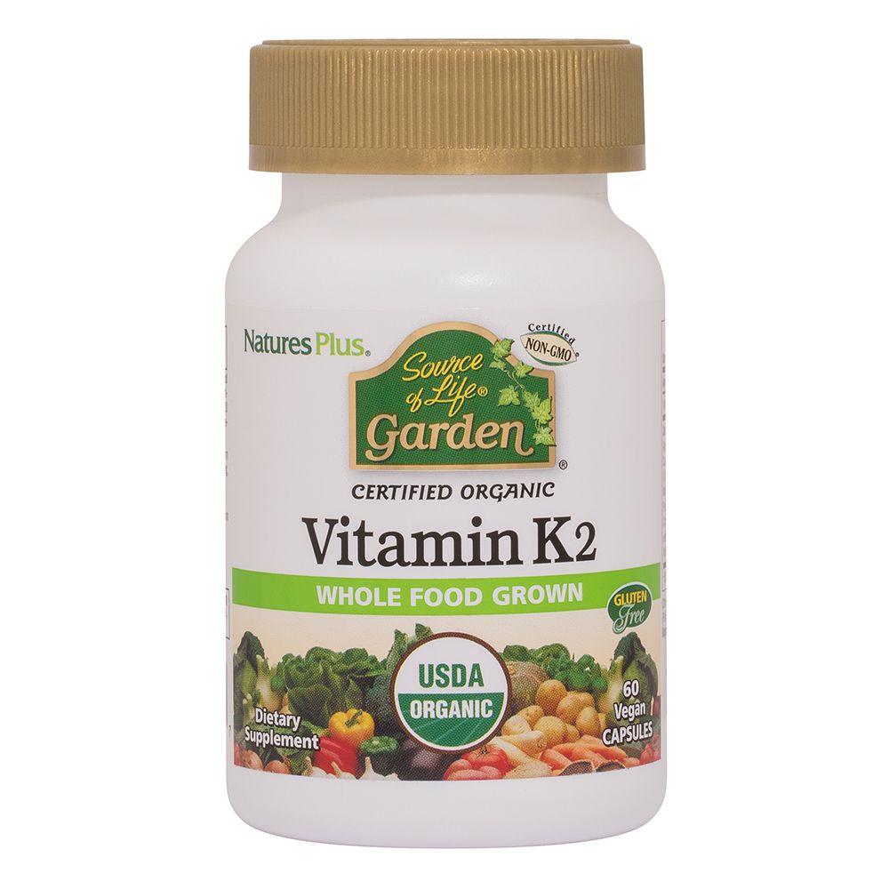Vitamina K2 Sol Garden