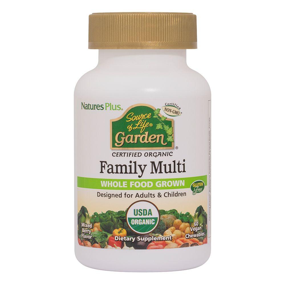 Family Multi SoL Garden