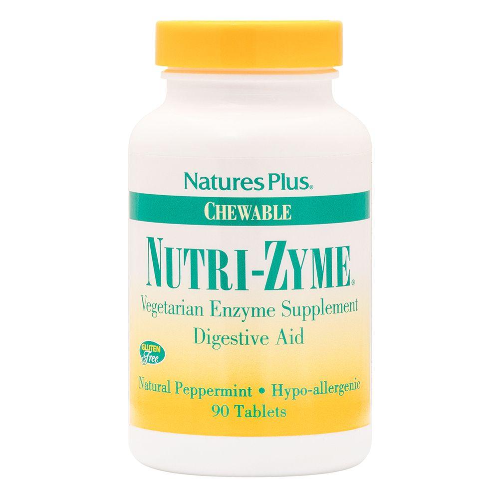 Nutri zyme enzimi masticabili