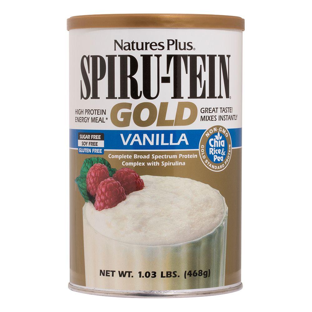 SPIRU-TEIN GOLD Vaniglia