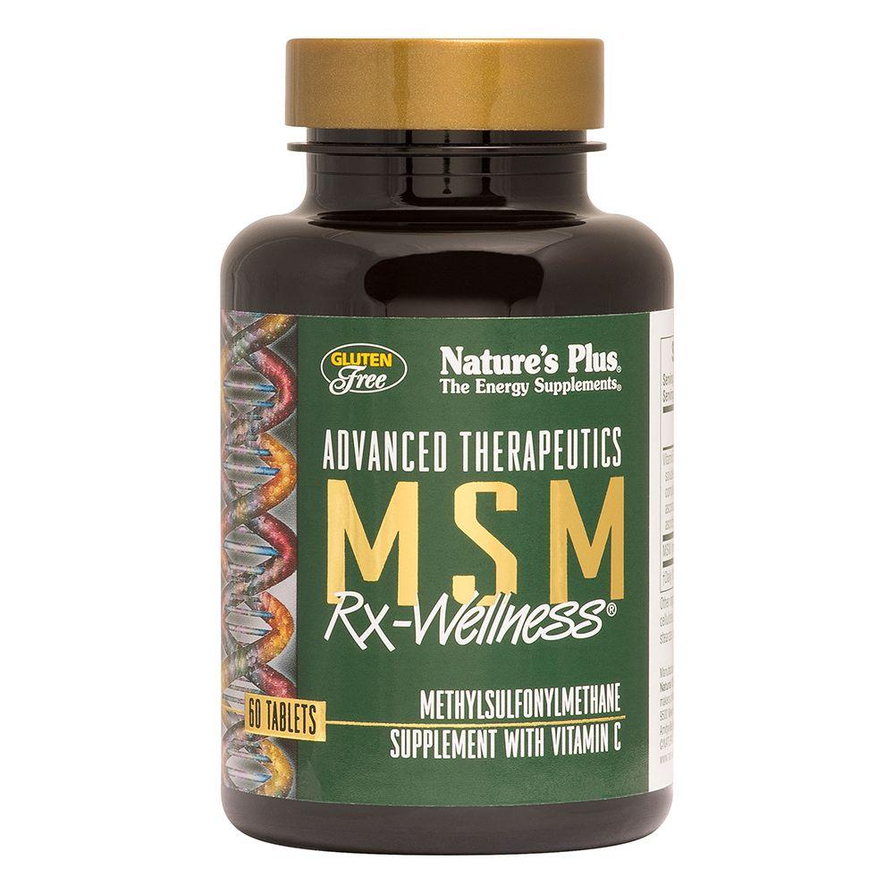MSM metil-solfonilmetano - Wellness