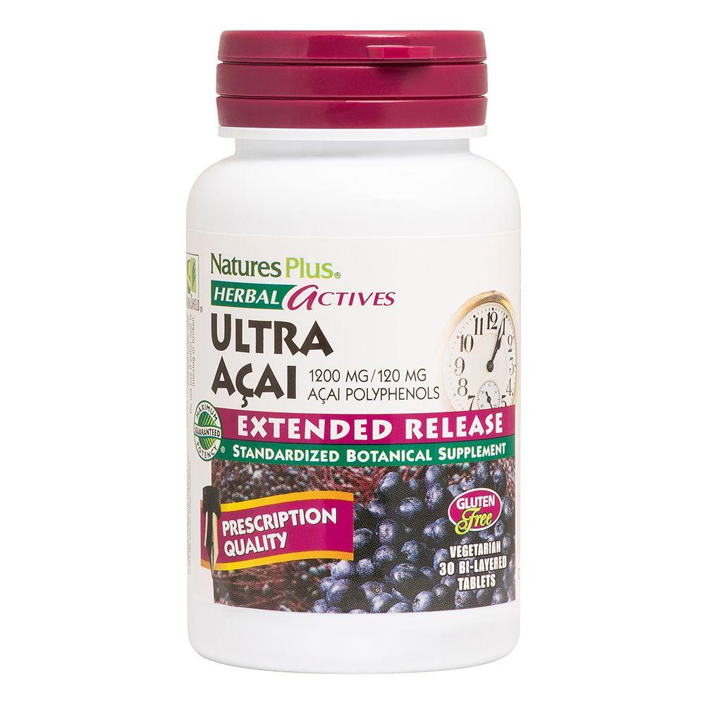 Ultra Açai Extended Release