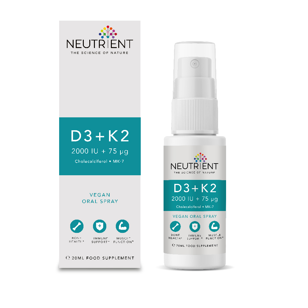 Neutrient D3 + K2